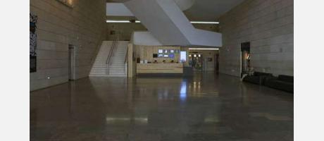 El hall