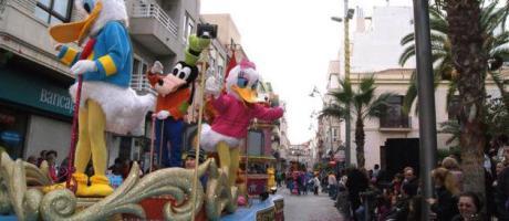 Desfile Infantil en Torrevieja