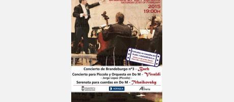 Bach, Vivaldi y Tchaikovsky