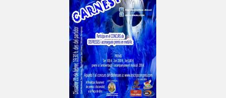 Carnaval Alcoy 2015