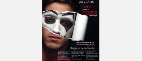 Ópera. Pagliacci, Ruggero Leoncavallo