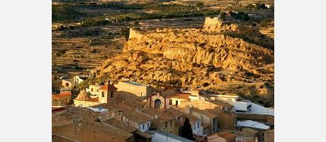 Castillo Busot