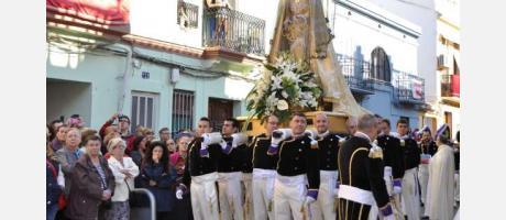 Una procesión