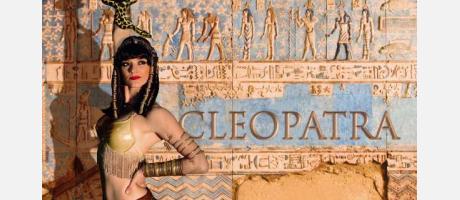 Cleopatra, nuevo espectáculo