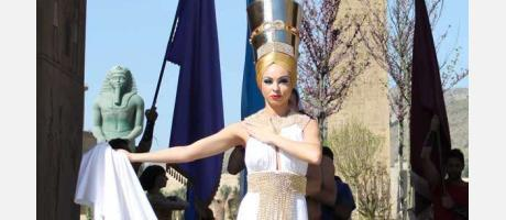 La reina Isis