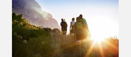 Pata Negra Aventura: parc natural del Montgó