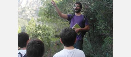 Talleres de naturaleza con Ribera Actiu