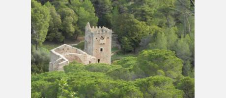 Monasterio de la Murta, en Alzira