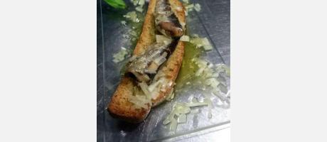 Gastronomía moderna