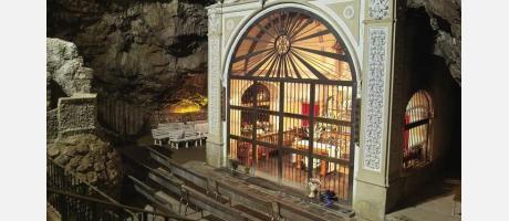 cueva santa