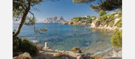 Benissa - Playa els Pins