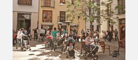 Plaza Mercado de la Tapinería