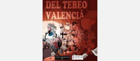 Cartel Tebeo Valencià
