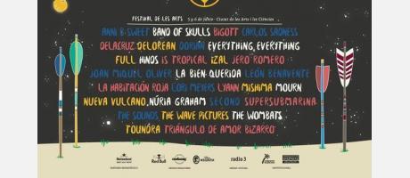 Cartel Festival de Les Arts