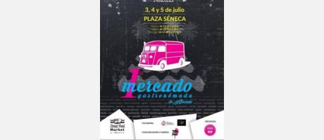 Street Food Market Alacant 2015