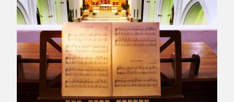 Concierto de coro y órgano