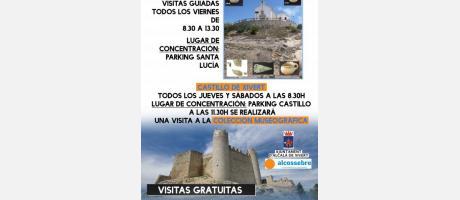 CARTEL VISITAS GUIADAS 2015