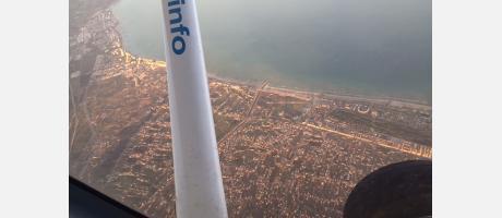 Vistas aéreas con Skytime