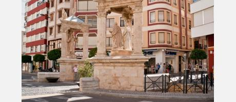 Patrones de la ciudad de Alzira