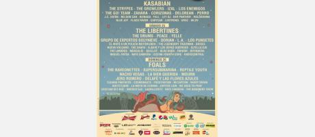 Cartel Low Festival Benidorm