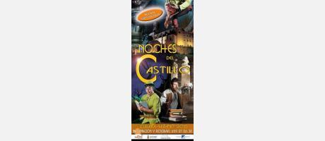 Noches del Castillo verano 2015