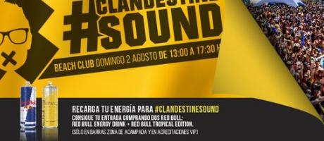 Cartel Arenal Sound 2015