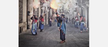 Programa de Fiestas de Moros y Cristianos en Honor a la Virgen de la Soledad 201