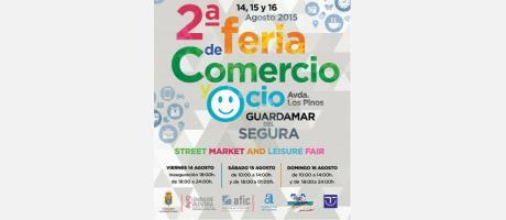 Feria comercio ocio guardamar 2015