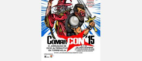 Comarcon 2015