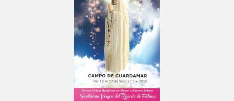 Fiestas Virgen Rosario de Fátima 2015 Guardamar