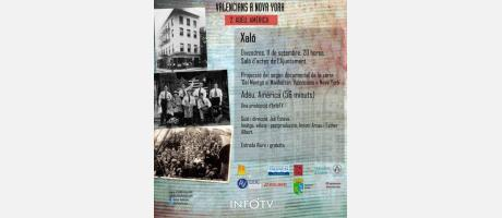 Documental del Montgó a Manhattan-Valencians a Nova York-