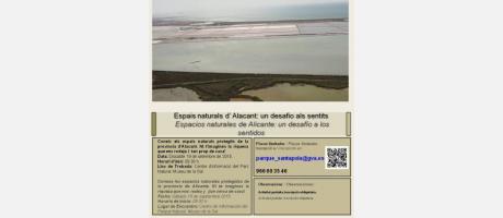 Espacios naturales de Alicante: un desafío para los sentidos