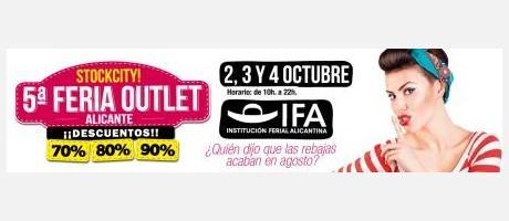 Stockcity 5ª Feria Outlet Alicante 2015