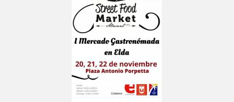 Street Food Market Elda