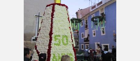 Festividad de Las Lágrimas de Santa Marta en La Vila Joiosa