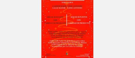 Mercado de Navidad 2015 EPNDB
