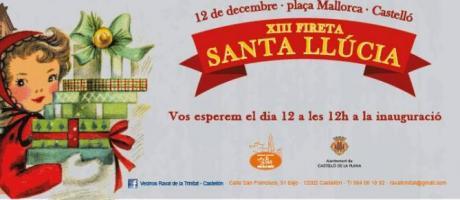 XIII Fireta de Santa Llúcia