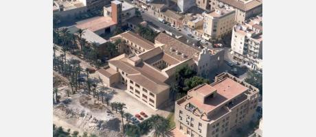 Iglesia del exconvento de San José