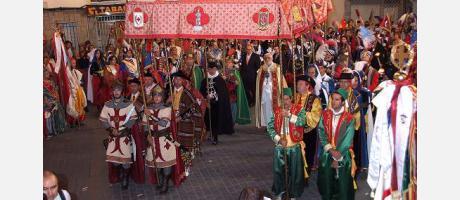 Fiestas de la Reliquia en Banyeres de Mariola