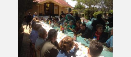 Fiestas de San Isidro Labrador en Benagéber