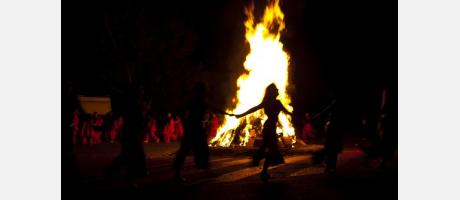 Festividad de San Juan en Almassora