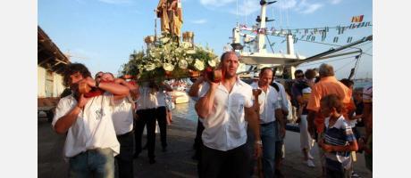 Fiestas de la Virgen del Carmen en Burriana