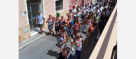 Festividad de San Lorenzo en Busot
