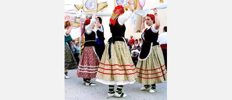Fiestas de agosto en Cofrentes