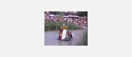 Ofrenda al río Turia