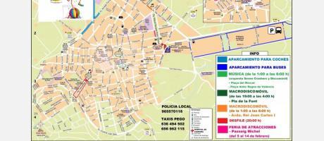 Plano de Pego - Carnaval 2016
