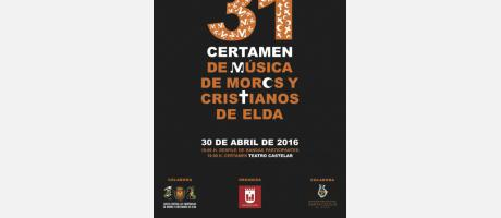 XXXI Certamen de Música de Moros y Cristianos