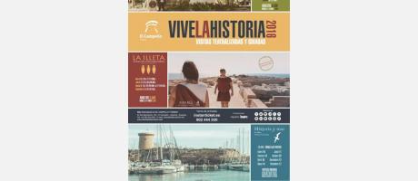 Visita Teatralizada Villa Marco El Campello 2016