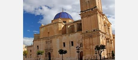 Basílica de Santa María Elx/Elche