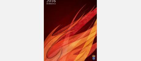 Cartel anunciador fallas San José 2016